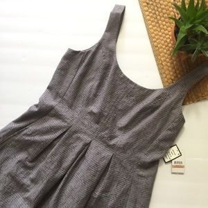NWT Nine west gray dress